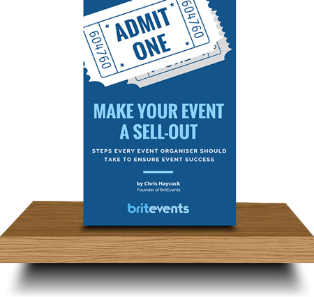 Make your event a sell-out